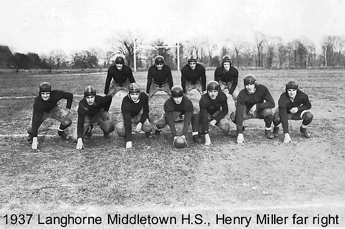 1936 Yardley game - 1937 team photo