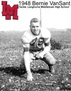 1948 Senior Bernie VanSant