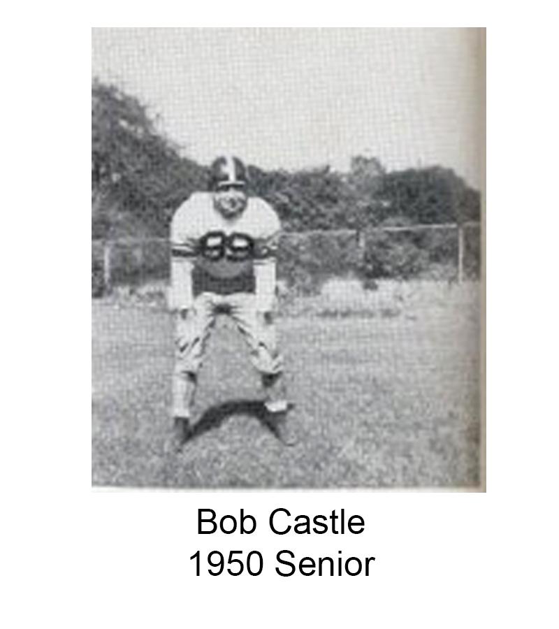 1950 Senior Bob Castle