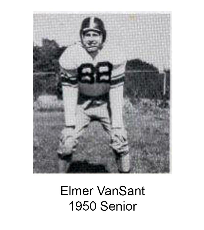 1950 Senior Elmer VanSant