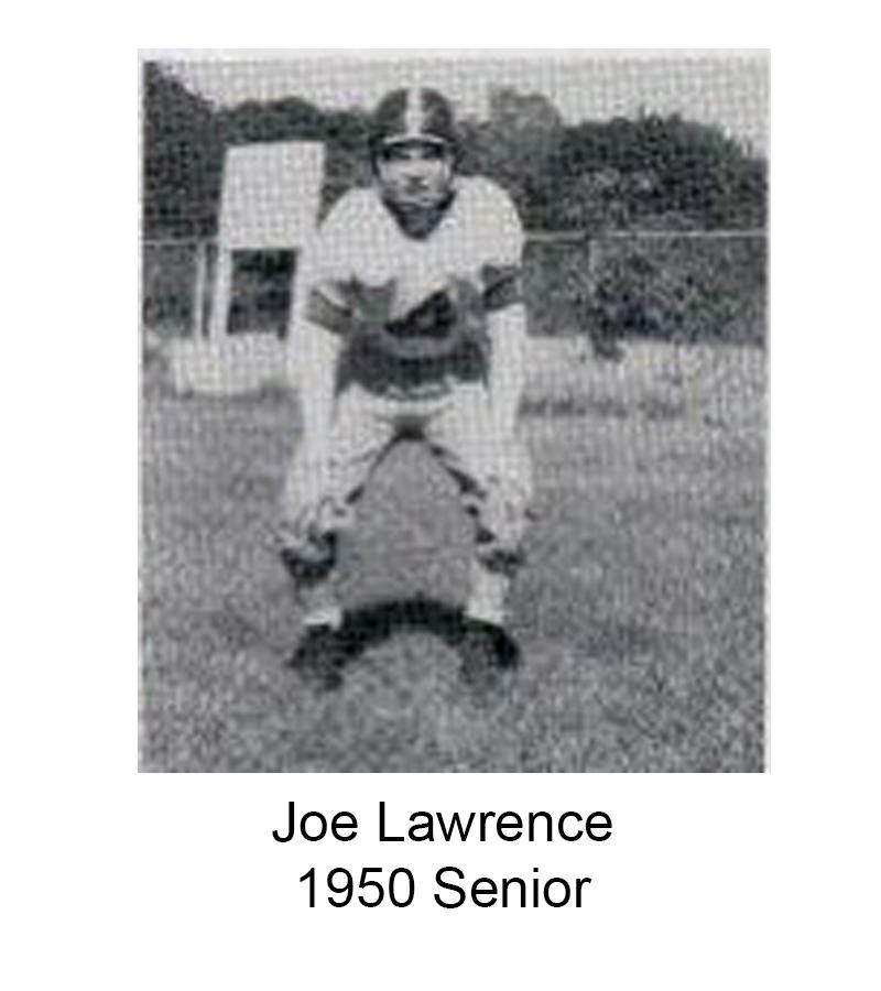 1950 Senior Joe Lawrence