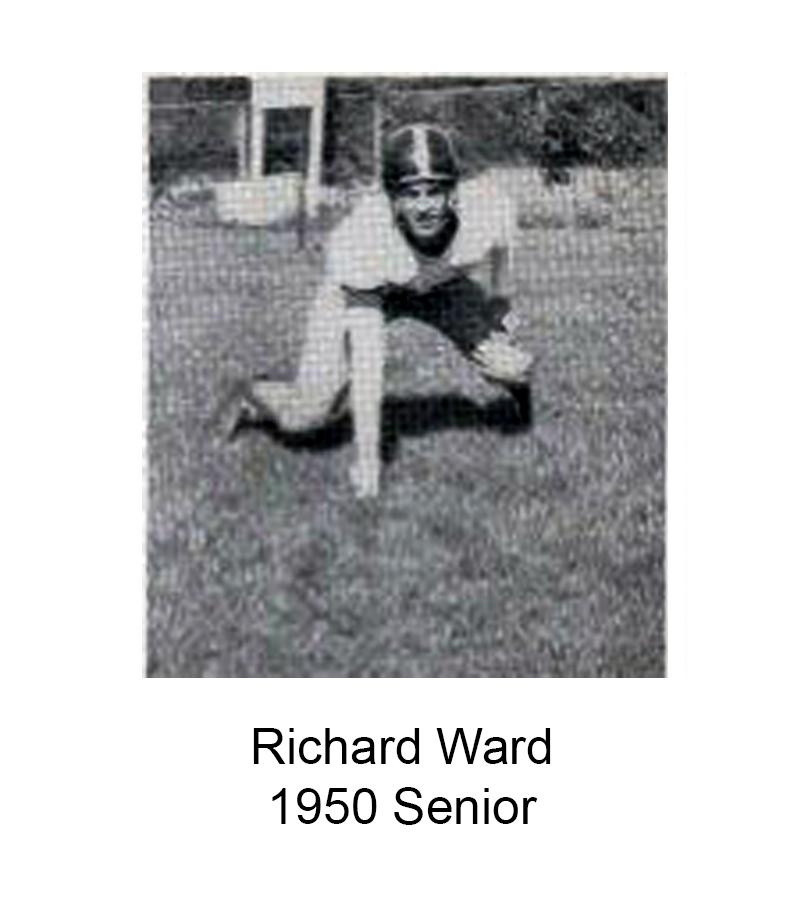 1950 Senior Richard Ward