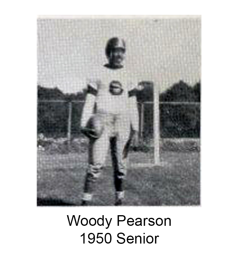 1950 Senior Woody Pearson