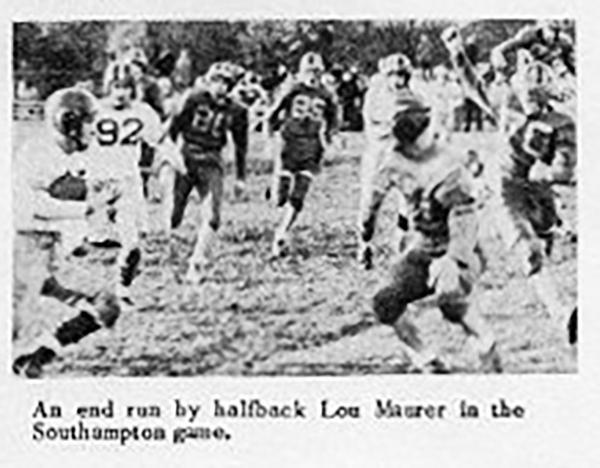 1951 Lou Maurer