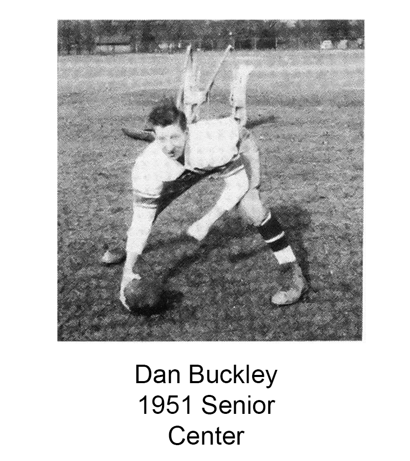 1951 Senior Dan BUckley