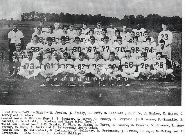 1954 Great Moment - Team Photo