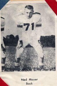 1954 Junior Ned Moyer