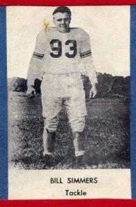 1954 Senior Bill Simmers