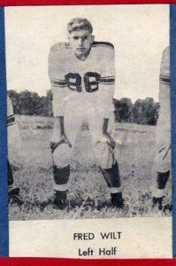 1954 Senior Fred R Wilt