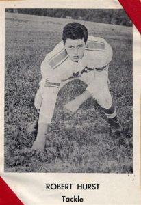 1954 Senior Robert Hurst
