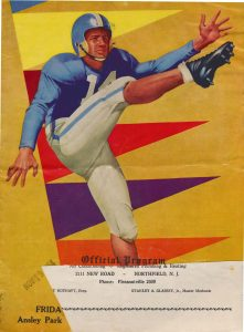 1954_11_19 Pleasantville game program