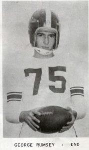 1955 Junior George Rumsey