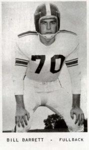 1955 Senior Bill Barrett
