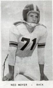 1955 Senior Ned Moyer