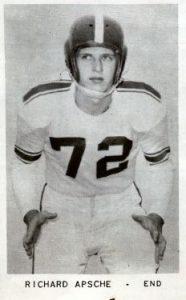 1955 Senior Richard Apsche