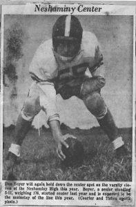 1956 Senior Don Boyer