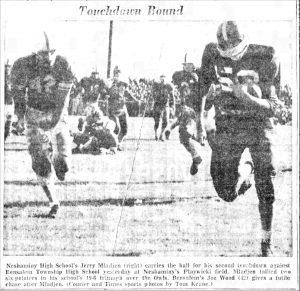 1956_11_23 Turkey Bowl 2