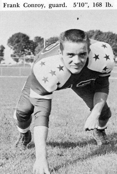 1957 Senior Frank Conroy