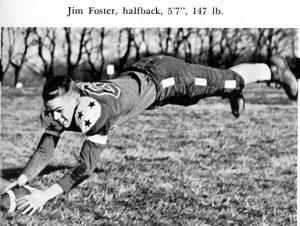 1957 Senior Jim Foster