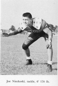 1957 Senior Joe Nieckoski