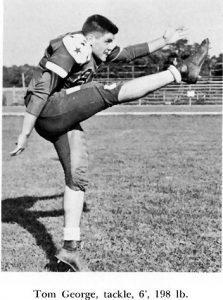 1957 Senior Tom George
