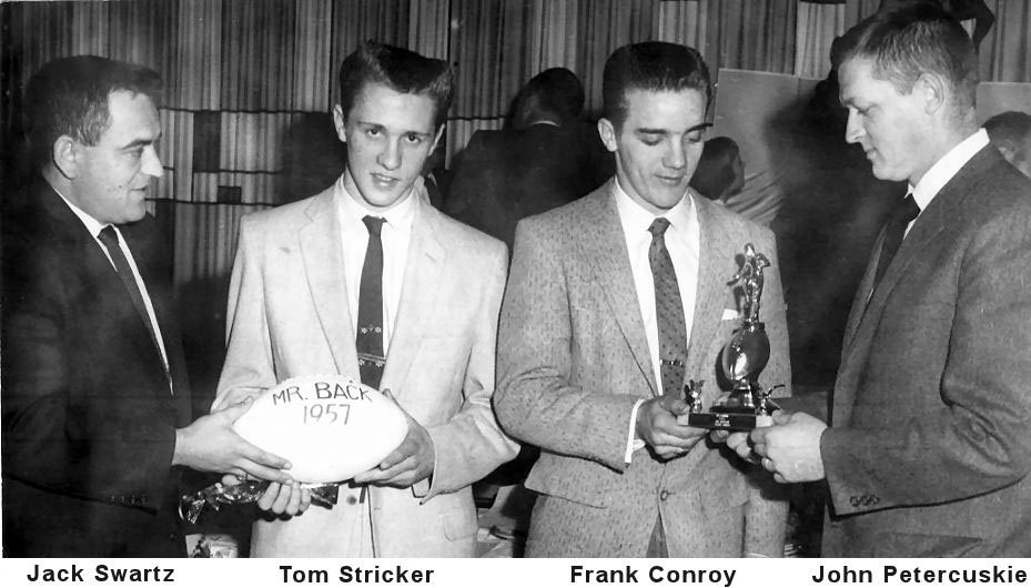 1957 mr back award