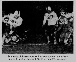 1957_11_23 Tennent Game 2