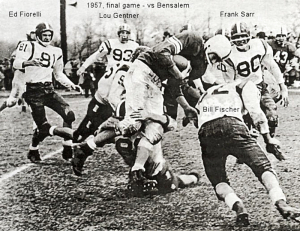 1957_bensalem_game Turkey bowl thanksgiving