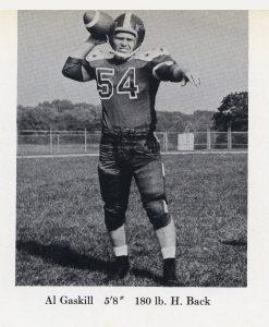 1958 Senior Al Gaskill