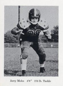 1958 Senior Jerry Mohn