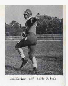 1958 Senior Jim Flanigan