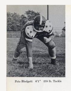 1958 Senior Pete Blodgett