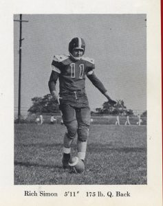 1958 Senior Rich Simon