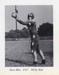 1958 Senior Steve Rice