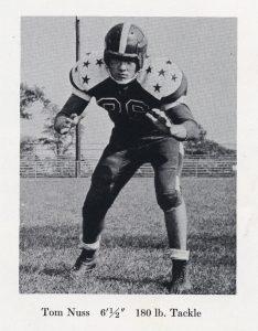1958 Senior Tom Nuss