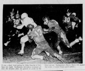 1958_10_24 Delhaas Game Action Shot