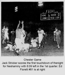 1958_9_12 Chester Game Action Shots 1