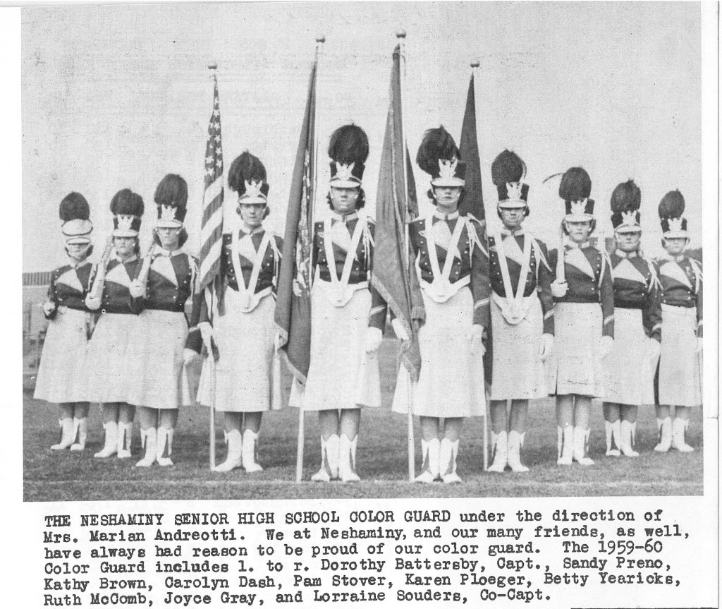 1959 Color Guard