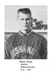 1959 Junior Harry Schuh