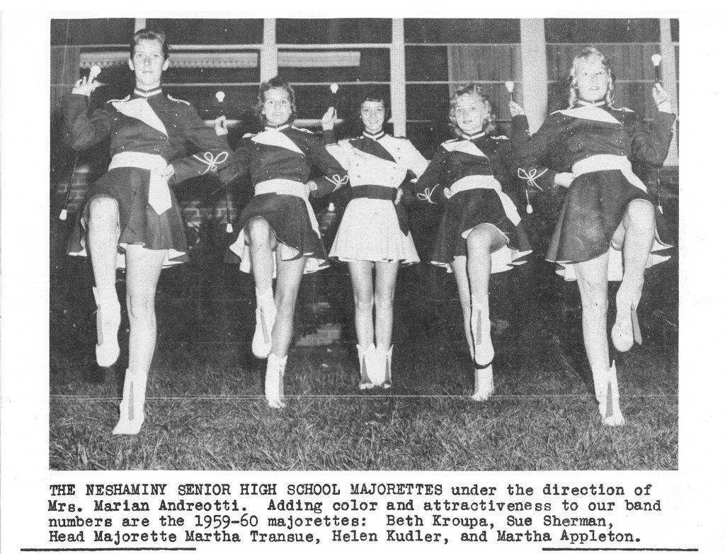 1959 Majorettes