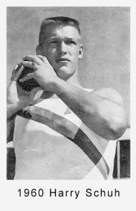 1960 Harry Schuh