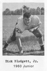 1960 Junior Dick Blodgett