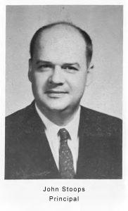 1960 NHS Principal John Stoops