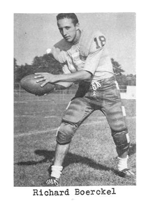 1960 Senior Boerckel Richard