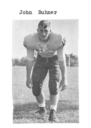1960 Senior Buhner John