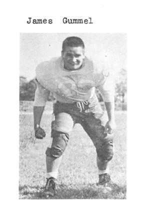 1960 Senior Gummell JAmes