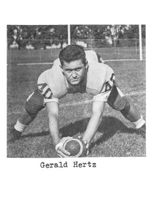 1960 Senior Hertz Gerald