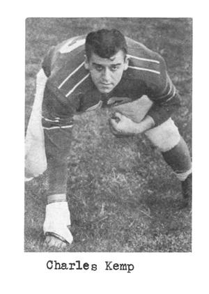 1960 Senior Kemp Charles