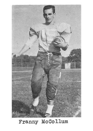 1960 Senior McCollum Frannie