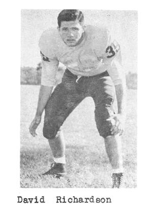 1960 Senior Richardson David